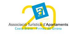 logo asociación apartamentos turísticos Costa Brava Pirineu Girona