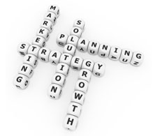 scrable con palabras estrategia marketing