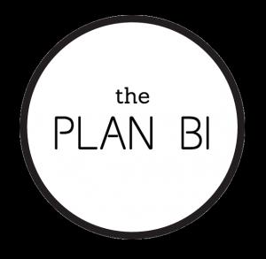 logo The Plan BI, herramientas para inteligencia de negocio