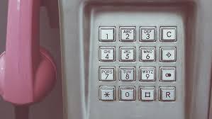 teclado numeros telefono