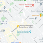 ubicacion oficinas telefono permanente call center