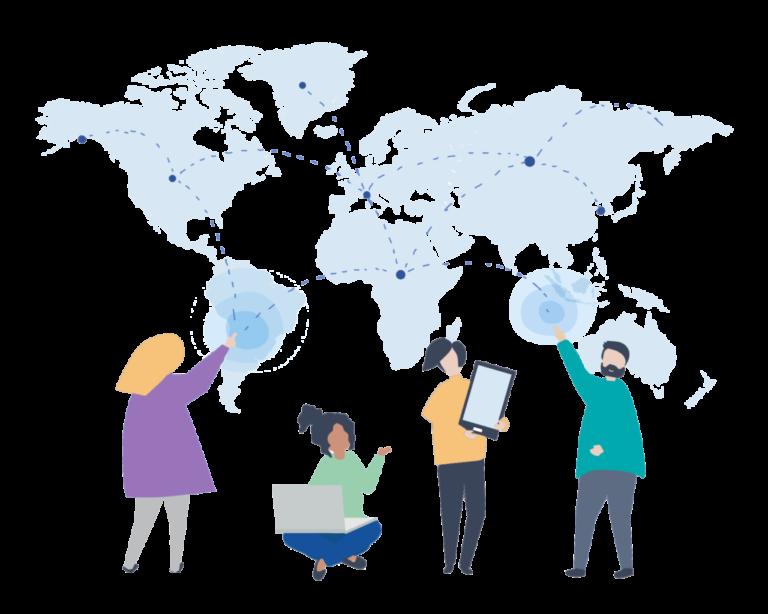 conectamos su empresa con clientes de todo el mundo